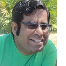 Profil korisnika Rajesh Kumar