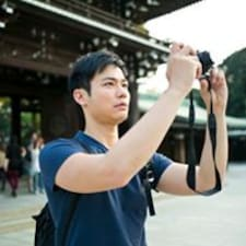 Profil uporabnika ChiehChung