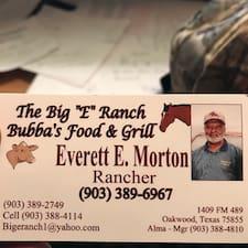 Profil utilisateur de Everett