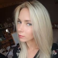 Profil utilisateur de Natasha