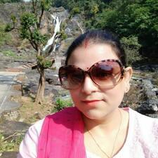 Profil Pengguna Rajni Singh