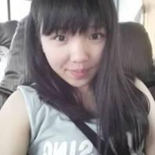 Cheuk felhasználói profilja