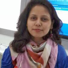 Användarprofil för Jyoti