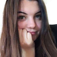 Lara felhasználói profilja