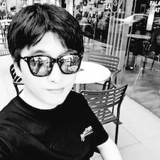 Perfil do utilizador de Hyunsoo
