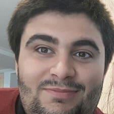Gebruikersprofiel Iker