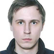 Profil Pengguna Kirill