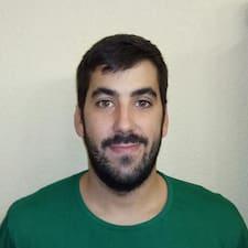 Gebruikersprofiel Lluis Antoni