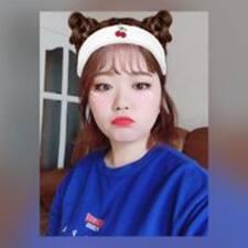 Profil utilisateur de 윤지