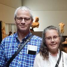 Bill & Gabrielle felhasználói profilja