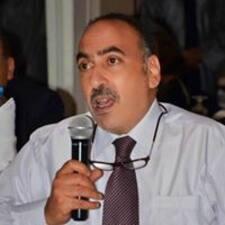 Mamdouh felhasználói profilja
