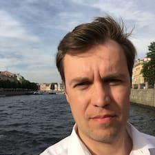 Henkilön Andrei käyttäjäprofiili
