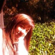 Profil Pengguna Maria Claudia