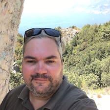 Henkilön Jürgen käyttäjäprofiili