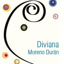 Användarprofil för Diviana