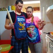 Kseniya Y Vasiliy User Profile