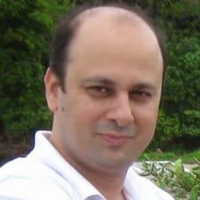 Vala Ali felhasználói profilja