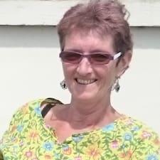 Henkilön Yvette käyttäjäprofiili