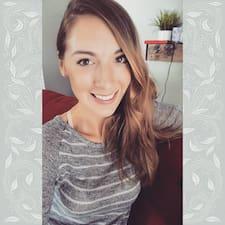 Profilo utente di Sara