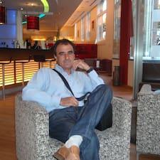 โพรไฟล์ผู้ใช้ José Luis