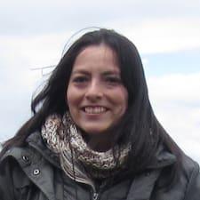 Notandalýsing Claudia Alejandra