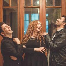 Marce, Ani Y Adri