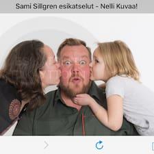 Perfil do utilizador de Sami