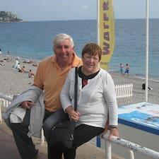 Profil Pengguna Harold & Lise