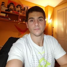 Gebruikersprofiel Antonio