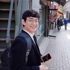 Perfil do utilizador de Kyungsuk