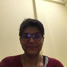 Resham felhasználói profilja