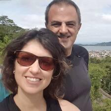 Gebruikersprofiel Fernanda & Ari