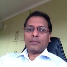 Gebruikersprofiel Venkata