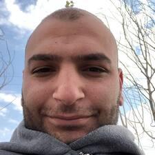 Ashraf felhasználói profilja