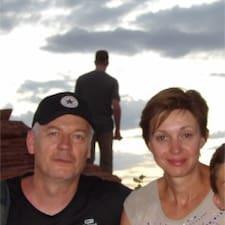 Nutzerprofil von Christine & Benoit