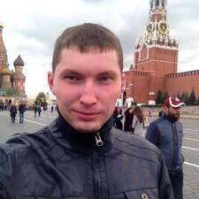 โพรไฟล์ผู้ใช้ Александр