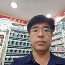 Profil Pengguna Sanghun