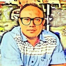 Mohd Najib felhasználói profilja