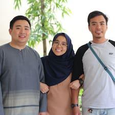 Fadillah felhasználói profilja