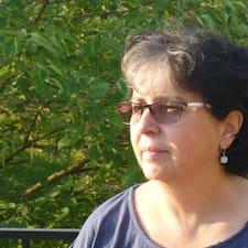 Marie-Ange felhasználói profilja