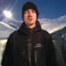 Profil Pengguna Cyrille