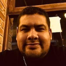 Luis Jair felhasználói profilja