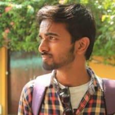 Profil utilisateur de Krishna