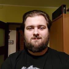 Gebruikersprofiel Rafał