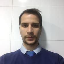 Juan Pablo的用戶個人資料