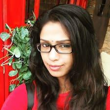 Profil utilisateur de Chandreka