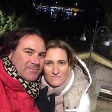 โพรไฟล์ผู้ใช้ Marilena & Luigi
