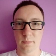 Bartosz felhasználói profilja