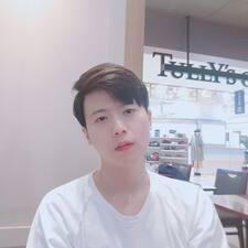 โพรไฟล์ผู้ใช้ Seung Jae