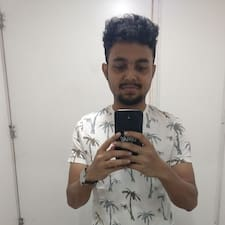 Minal - Uživatelský profil